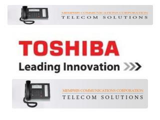 Memphis Telecom Solutions – Toshiba Telecom Solutions