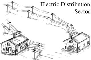 Electric Distribution Sector