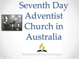 Seventh Day Adventist Church in Australia