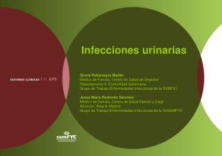 Infecciones urinarias    Introducci n