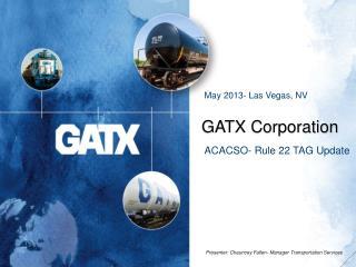 GATX Corporation