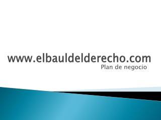 www.elbauldelderecho.com