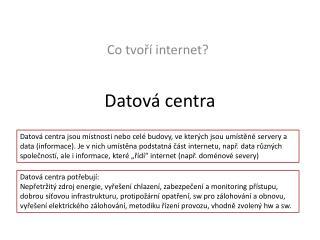 Datová centra