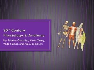 20 th  Century Physiology & Anatomy