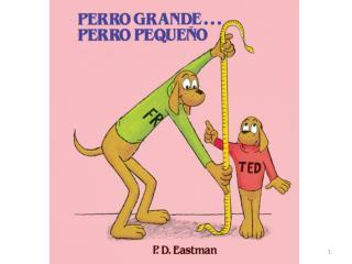 Fred y Ted  eran  amigos.