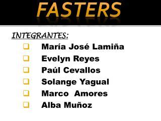 INTEGRANTES: María José  Lamiña   Evelyn Reyes  Paúl  Cevallos Solange Yagual