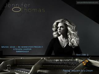 Music 1010 – 46 Semester Project Steven Casper S00091619