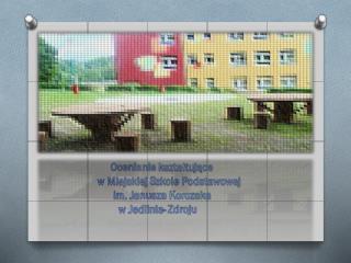 Ocenianie  kształtujące               w Miejskiej  S zkole Podstawowej
