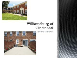 Williamsburg of Cincinnati