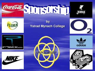 Sponsorship by Ystrad Mynach College