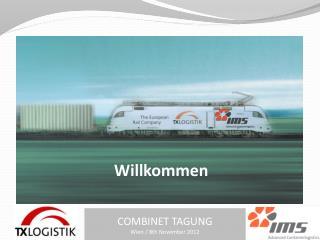 COMBINET TAGUNG Wien / 8th November 2012