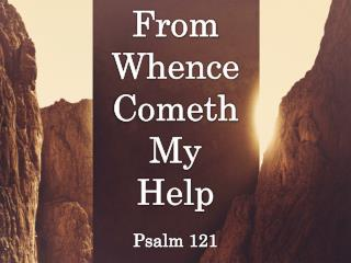 """This psalm is part of the group of psalms known as """"Songs of Ascent."""""""