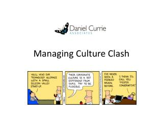 Managing Culture Clash