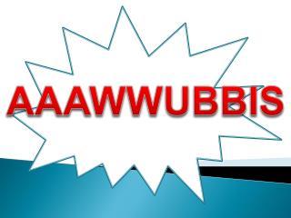 AAAWWUBBIS