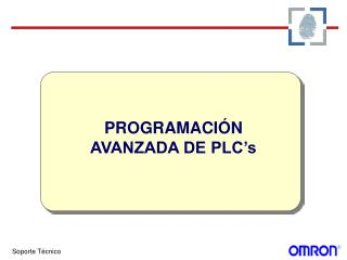 PROGRAMACI N AVANZADA DE PLC s