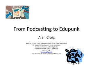 From Podcasting to Edupunk