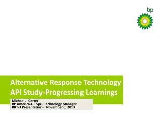 Alternative Response Technology API  API Study-Progressing  Learnings