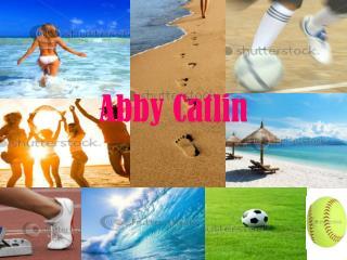 Abby Catlin