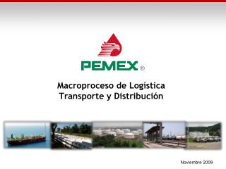 Macroproceso de Log stica Transporte y Distribuci n