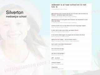 Silverton mediawijze school