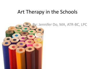 Art  Therapy in the Schools