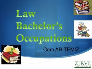 Law Bachelor's Occupations