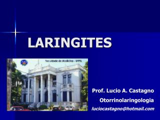 LARINGITES