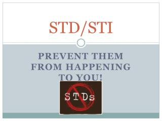 STD/STI
