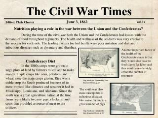 The Civil War Times