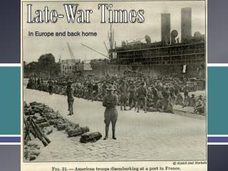 Late-War Times