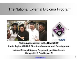 The National External Diploma Program