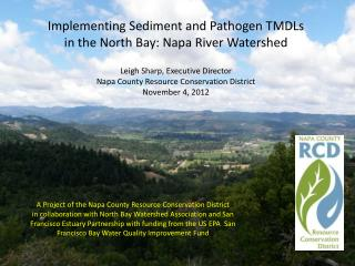 A Project of the Napa County Resource Conservation District
