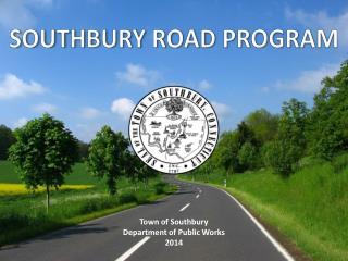 SOUTHBURY ROAD PROGRAM