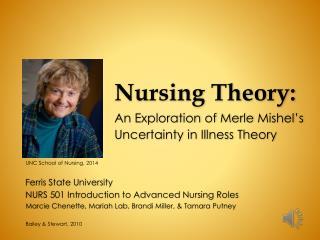 Nursing Theory: