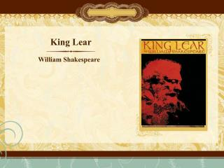 an analysis of tragic elements in king lear by william shakespeare A complete summary of william shakespeare's play, king lear learn more about the division of a kingdom between three daughters, dependent on their declarations of love summary of william shakespeare's king lear: king divides kingdom, snubs daughter, goes mad, there's a storm, and everyone dies.