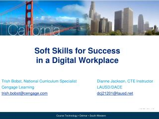 Soft Skills for Success  in a Digital Workplace