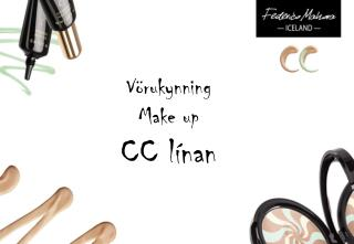 V�rukynning Make up CC l�nan