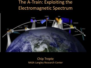 The A-Train: Exploiting the Electromagnetic Spectrum