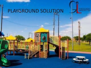 PLAYGROUND SOLUTION