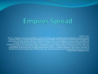Empires Spread