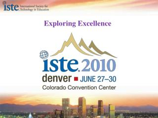 ISTE 2010 Powerpoint