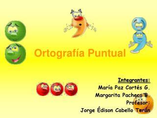 Ortograf a Puntual