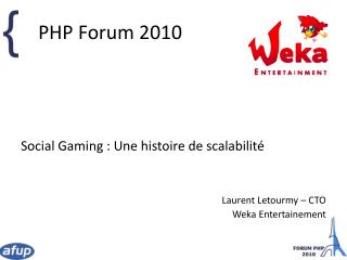PHP  Forum 2010