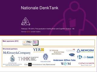 Nationale DenkTank