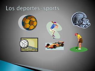 Los deportes-sports