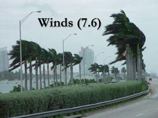 Winds (7.6)