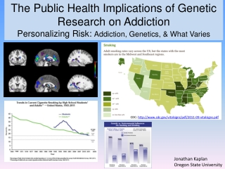 Smoking in Special Populations: Psychiatric and Alcohol Use Disorders