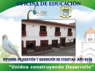 OFICINA DE EDUCACIÓN