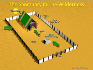The Sanctuary in The Wilderness