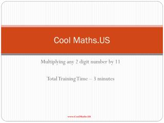 Cool Maths.US